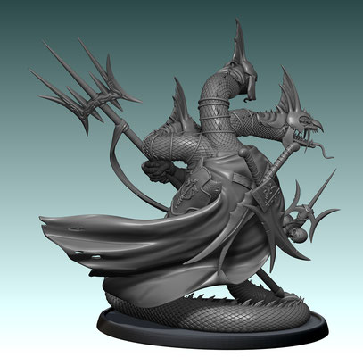 3d modelling - MIERCE - Thoth