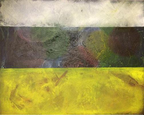 Lasur-Ebenen   ...   Acryl auf Leinwand   ...   100 x 80 cm