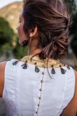 Robe de mariée Capucine Panfiloff