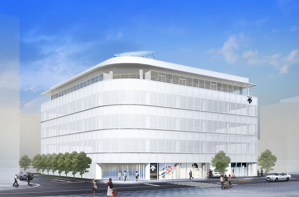 デサント大阪オフィス