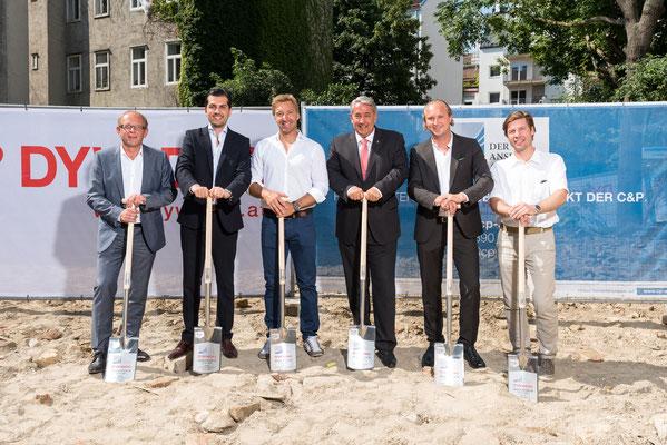 EÖ Bauprojekt C&P Immobilien