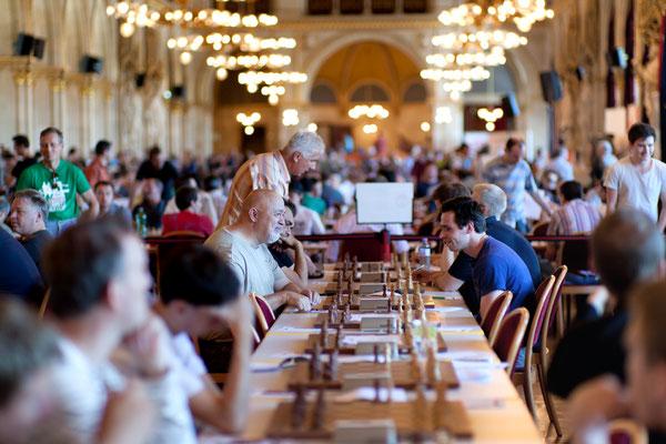 Vienna Chess Open 2013
