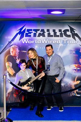 Metallica Tour Europe
