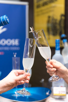 Taurus Consulting, Grey Goose Marketingkampagne
