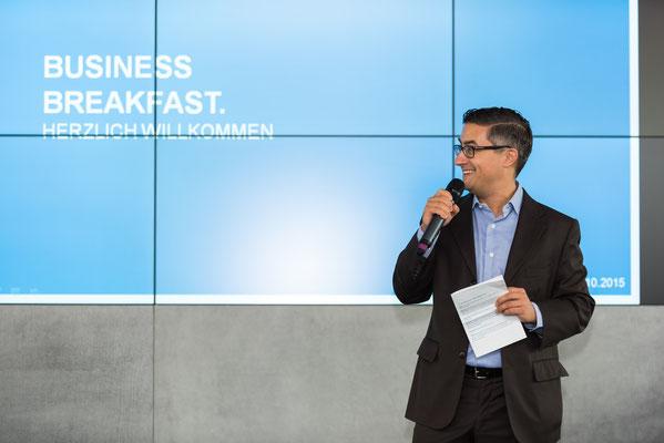 Business-Frühstück C&P Immobilien, k47