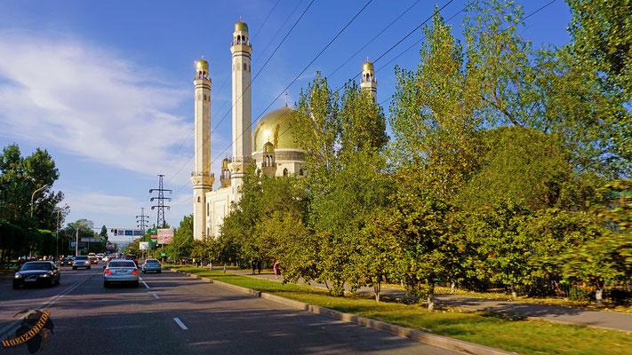 Die letzte Moschee unserer bisherigen Reise.