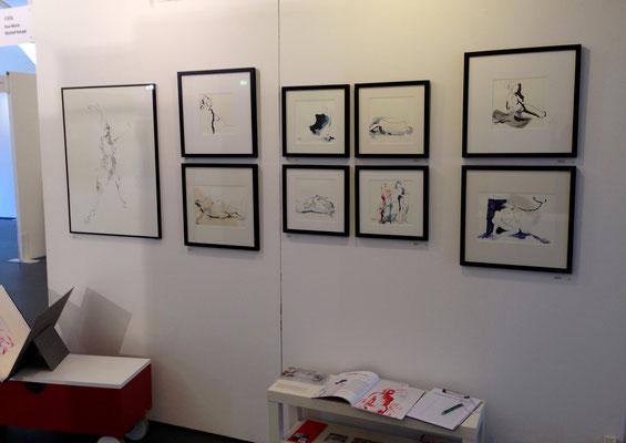 Artmuc-Kunstmesse auf der Praterinsel München-Oktober 2017