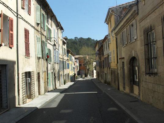 Überland zwischen Grenoble und Hyères