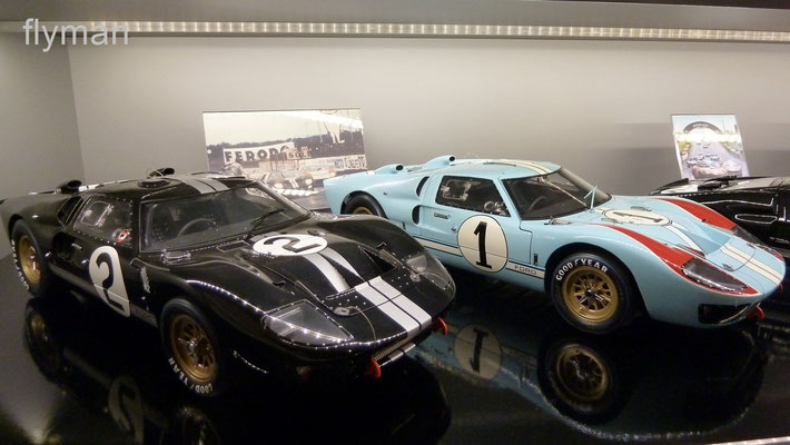 Le Mans 1966 Platz 1 + 2