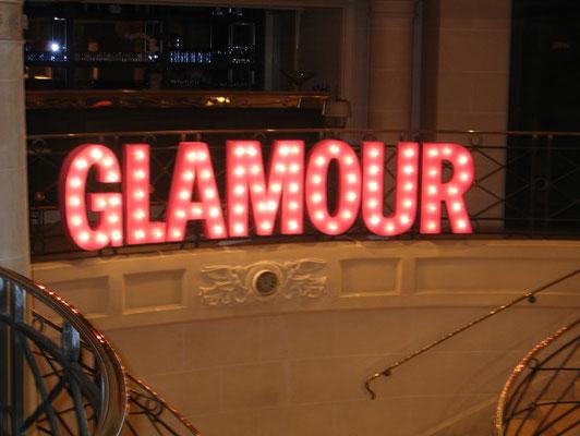 MAGAZINE GLAMOUR - SOIREE DE LANCEMENT