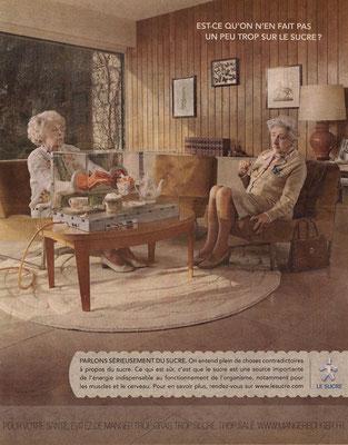 Annonceur : COLLECTIVE DU SUCRE - Agence : PUBLICIS