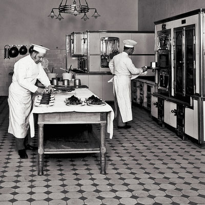 Küche Wiener Hofnurg