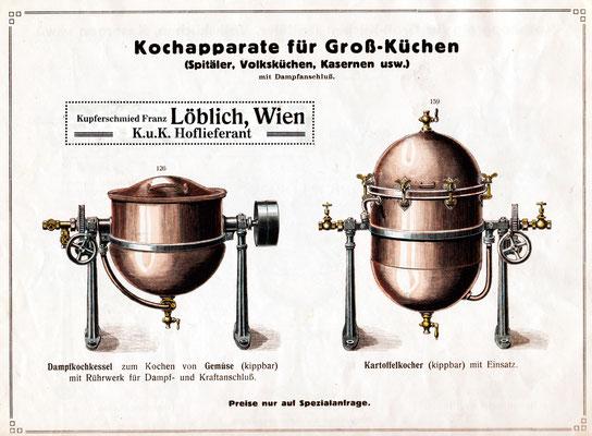 Löblich Kochapparate