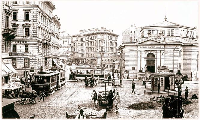 Mussdorferstrasse 21 um 1900