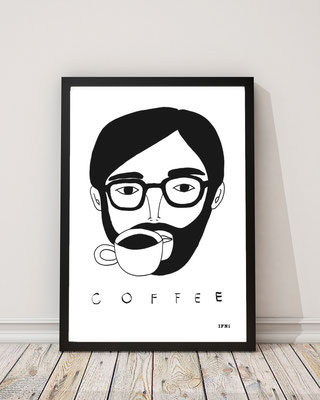 coffee man