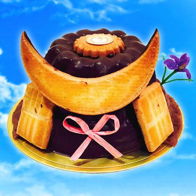5号カブトケーキ … ¥3,200(税込)