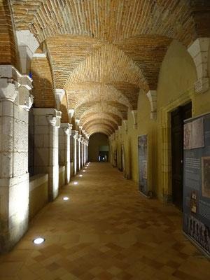 Les arcades du cloitre
