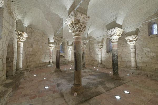 La Crypte de St Girons