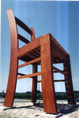 La Chaise de Gargantua