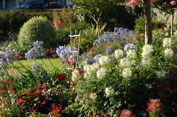Jardins des couleurs