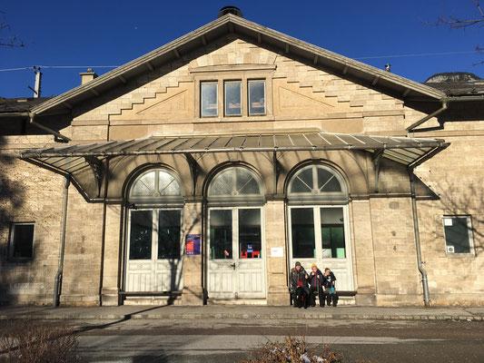 Bahnhof Payerbach