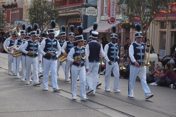 Die Parade!