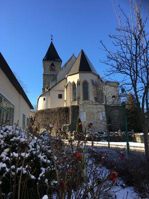 Kirche in Payerbach