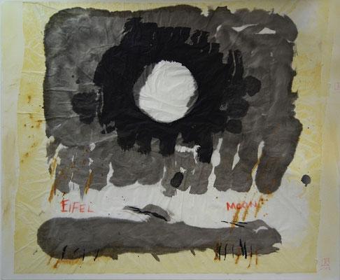 """""""Eifel Moon"""" von Jean Lessenich"""