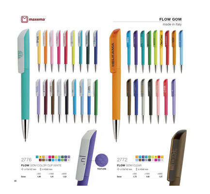 Lápices publicidad, rotuladores merchandising, regalo promocional empresa.magenta publicidad Mallorca