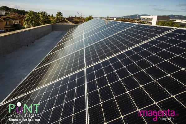 Energía solar, Uenergía