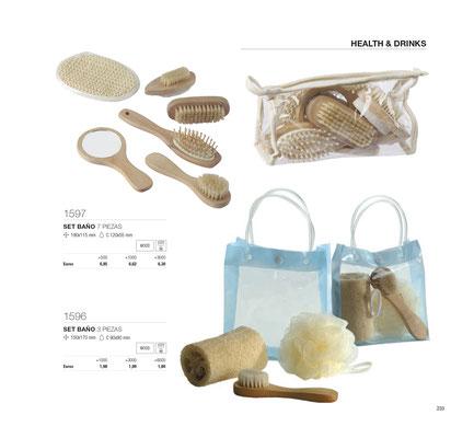 tazas publicidad, linternas, neceseres merchandising, termo regalo, kit baño viaje, magenta publicidad Magenta.