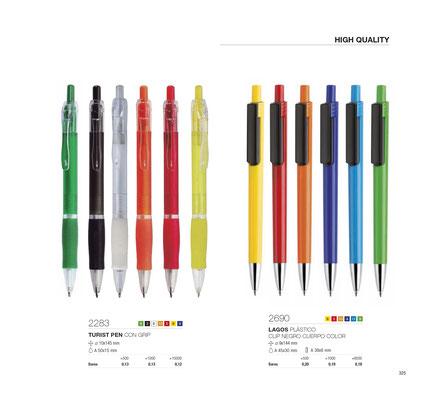 Bolígrafos alta calidad, merchandising , lápices promoción  y  regalos publicidad,Magenta publicidad Mallorca