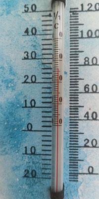 Im März war es teilweise schon sehr warm