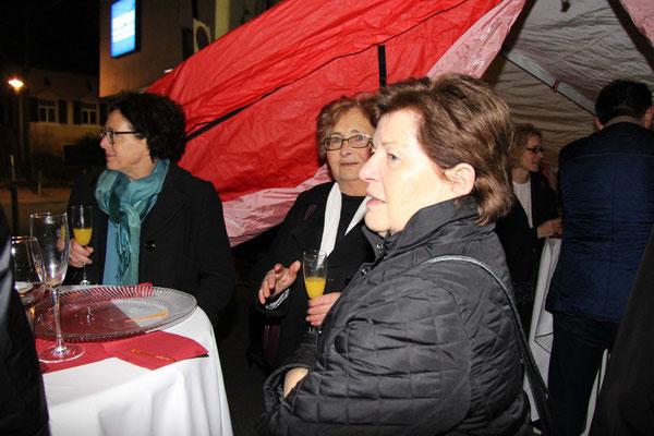 Hildegard Trauner & Steffi Schoch