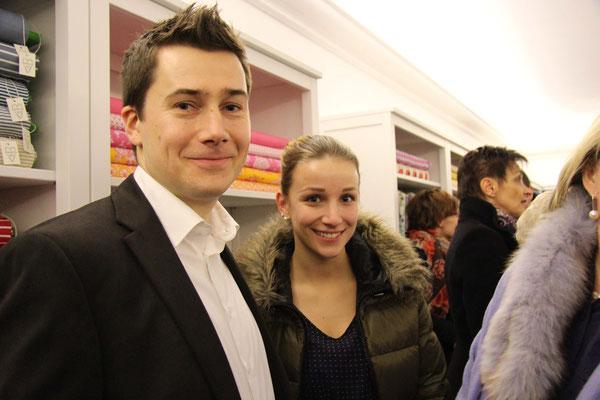 Patrick Wiedl & Corinna Eder