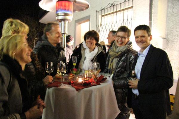 Karin Jennerwein, Andrea & Eugen Brüstle, Silvia Dorner, Christine Kuperion, Günter Grabher