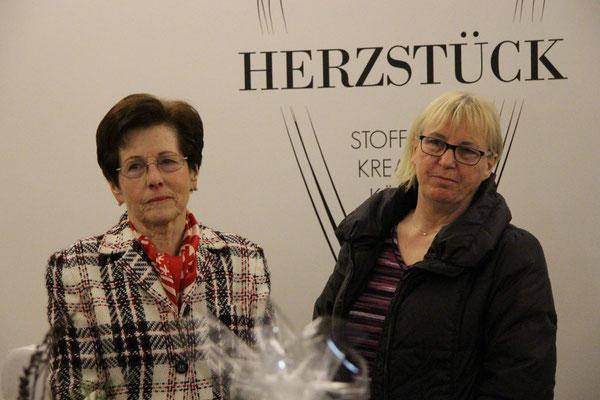 Grete Pregler & Renate Görschel