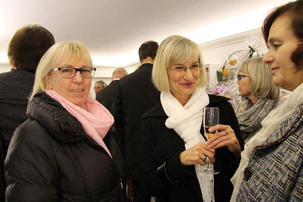 Renate Görschel, Albina Pregler & Anita Hämmerle