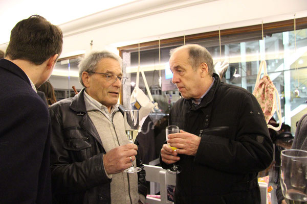 Gebhard Hofer & Lothar Grabher