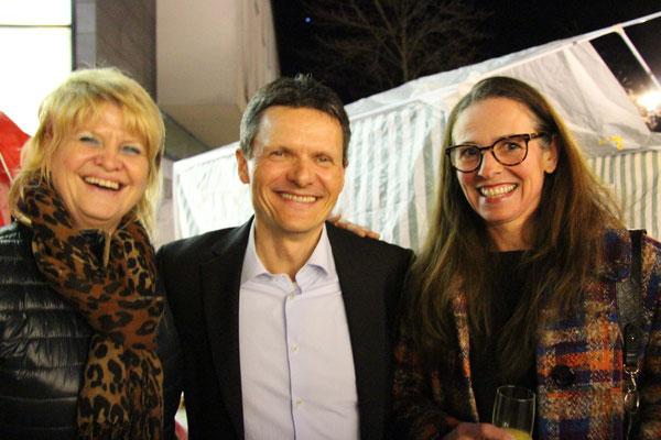 Andrea Brüstle, Günter Grabher & Mechthild Edeltraud Reiter
