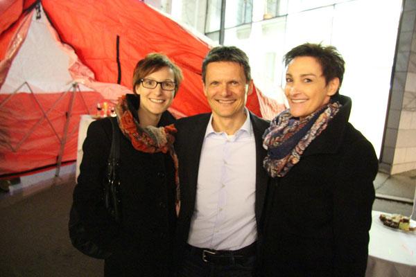 Bianca Hehle, Günter Grabher & Roswitha Stadelmann