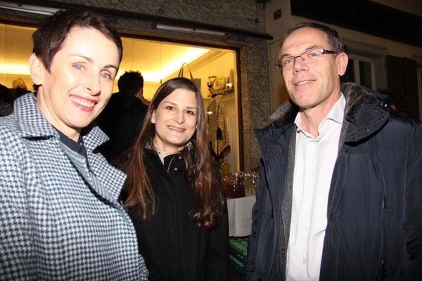 Ingrid & Thomas Heidegger, Susanne Eisele