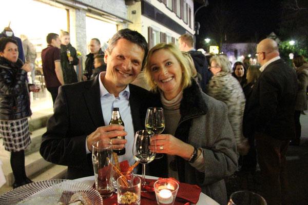 Günter Grabher & Cilli