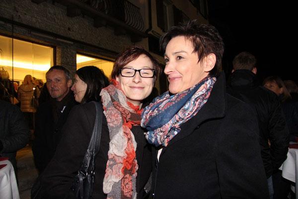Bianca Hehle & Roswitha Stadelmann