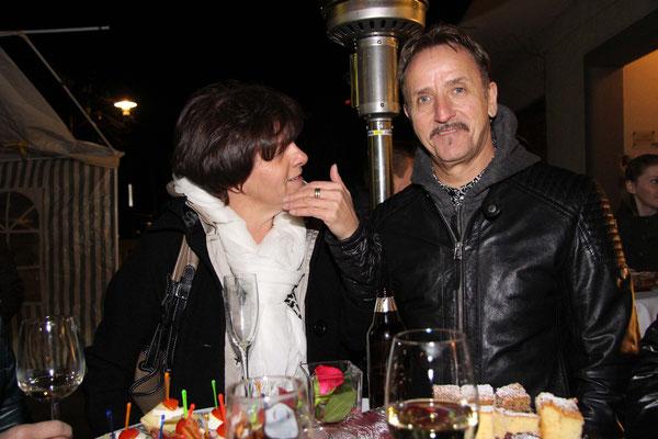 Silvia Dorner & Eugen Brüstle