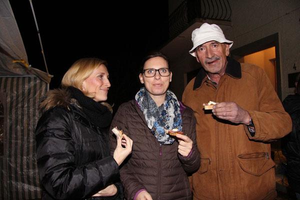 Martina Steurer, Nina Wild & Harald Schoch