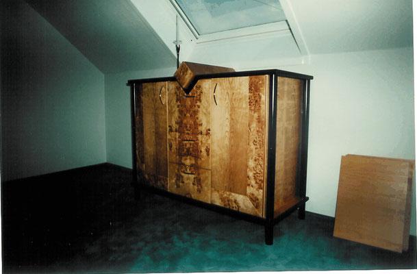 Schränke - Einbauschränke © Ladenbau Berschneider