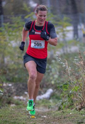 Triathletin Tanja Stroschneider