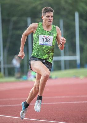 Lukas Pallitsch gewann die 1500m