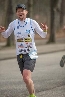 Martin Salber über die 28km